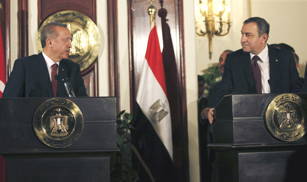 Egypt, Turkey ink agreements on cooperation