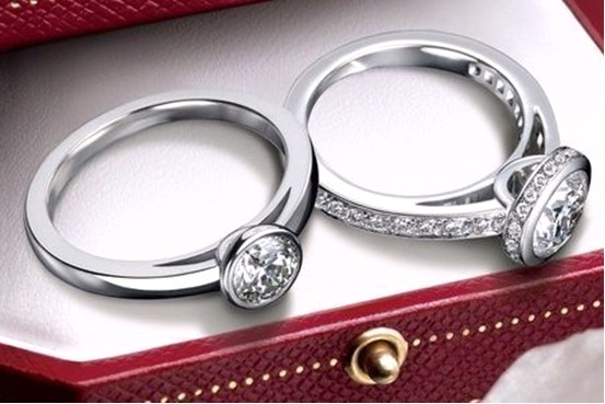 A collection of dream wedding rings Chinaorgcn