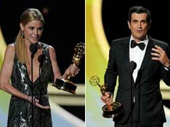 Mad Men and Modern Family win big at Emmys