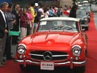 China holds first classic car rally