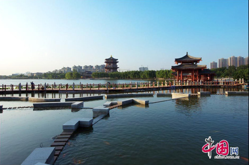 Xi'an, one of the 'Top 8 October destinations in China' by China.org.cn.