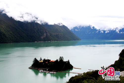 Nyingchi, one of the 'Top 8 October destinations in China' by China.org.cn.