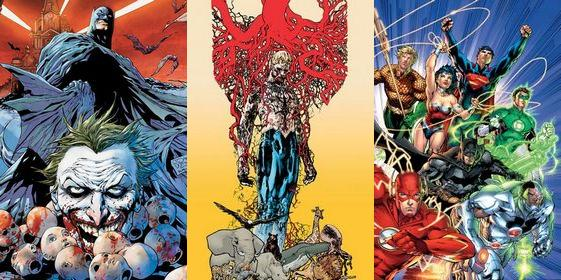 Top 10 best comics in DC's New 52