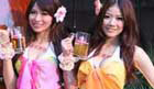 China's biggest beer festival draws crowds