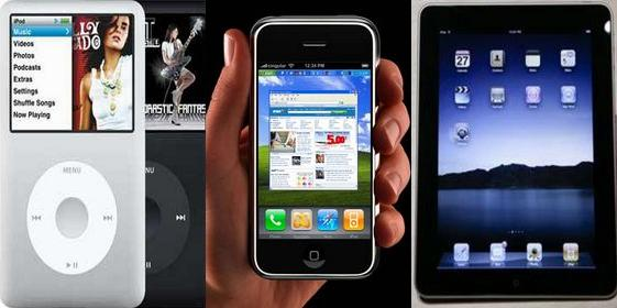 Top 10 greatest products of Steve Jobs