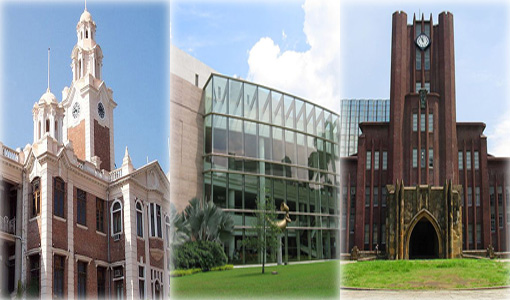 Top Asian universities for 2011-12