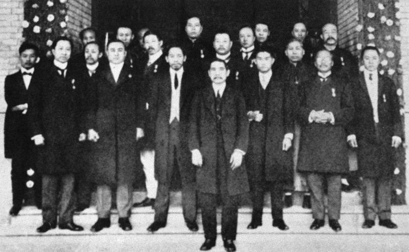 Xinhai Revolution  Wikipedia