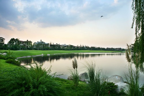 Tianma Country Club, one of the 'Top 10 golf clubs in Shanghai' by china.org.cn