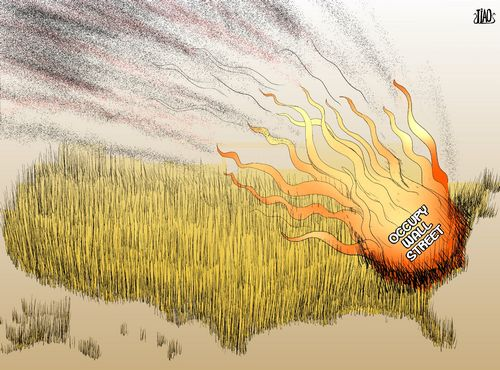 Sparking the wildfire [By Jiao Haiyang/China.org.cn]