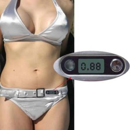 SmartSwim bikini by Solestrom, one of the 'Top 10 craziest bikinis' by China.org.cn.