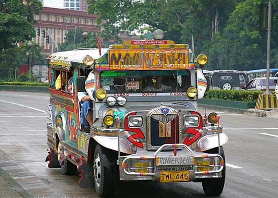 Is jeepney art ...
