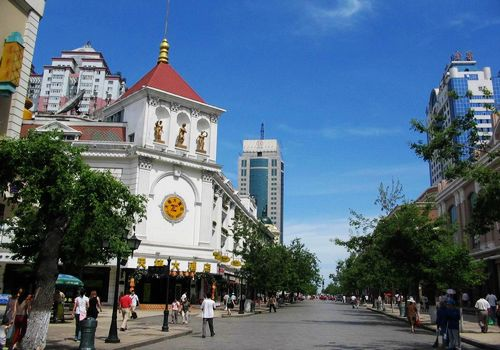 Harbin, one of the 'Top 25 most costly cities for doing business' by China.org.cn.
