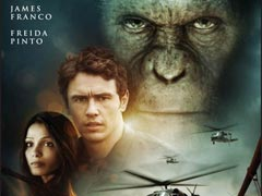Rise of the Planet of the Apes trailer