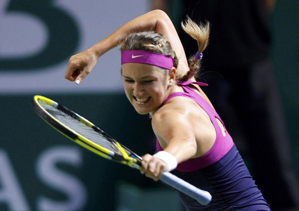 I won't stop on-court grunting - Azarenka