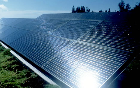 Photovoltaic cell. [File photo]