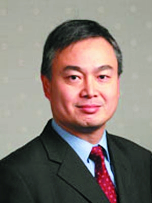 Bank of China's Chief Credit Risk Officer Zhan Weijian 