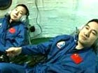 China trains crew for manned space docking