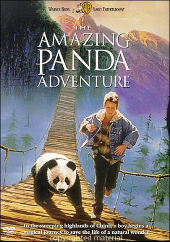 The Amazing Panda Adventure,one of the 'Top 10 panda films in the world' by China.org.cn.
