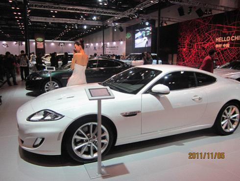 Import Car Show Showcases Foreign Cars To Chinese Buyers Chinaorgcn - Import car shows near me