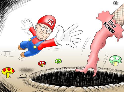 Super Mario Boss [By Jiao Haiyang/China.org.cn]