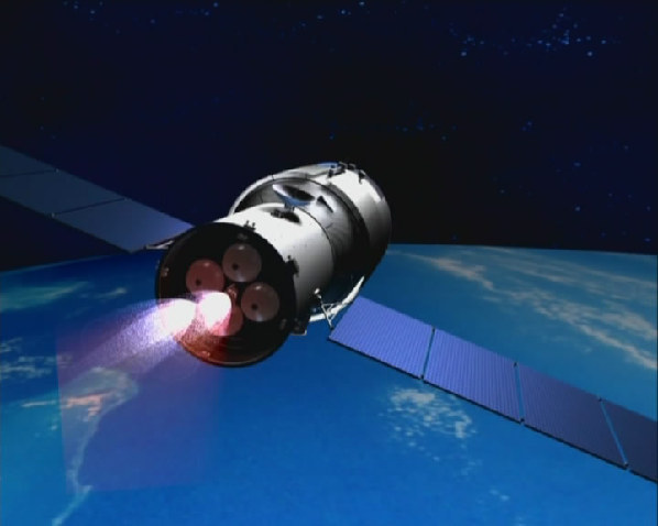 Tiangong-1 orbiter enters operation management