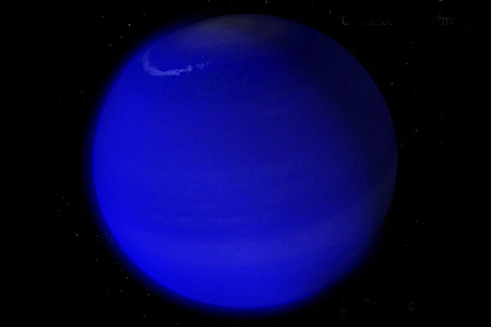 55 Cnc c, one of the 'top 10 alien worlds similar to earth' by China.org.cn.