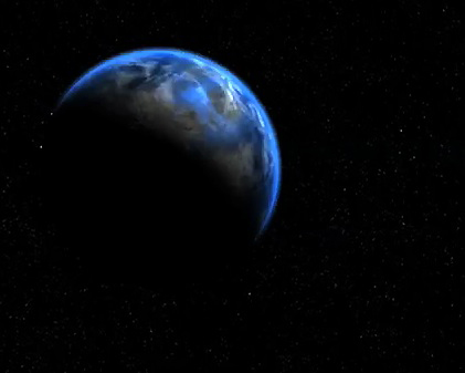 Gliese 581 d, one of the 'top 10 alien worlds similar to earth' by China.org.cn.