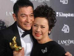 Winners announced at Golden Horse Awards