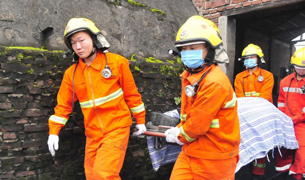 The coal mine, Xialiuchong, in the county of Hengshan, Hunan Province, blasted on Oct. 29, killing 29 miners and injuring six others who were working underground.