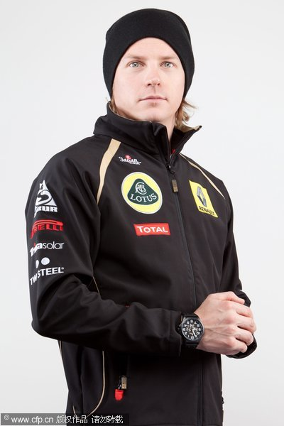 Kimi Raikkonen returns to Formula One racing next year at the Lotus Renault team.