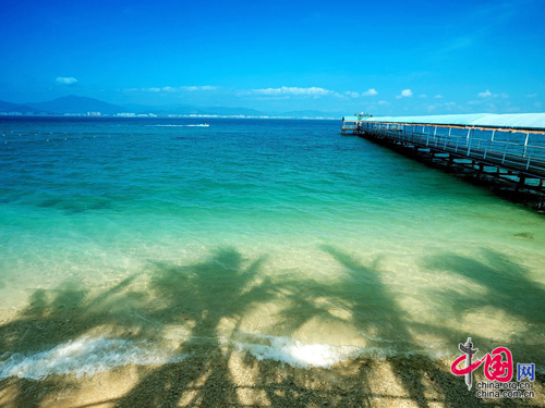 Sanya,one of the 'Top 5 December destinations in China' by China.org.cn.