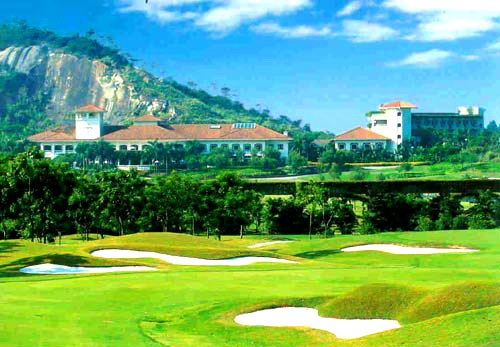 Xili Golf and Country Club, one of the &#38;apos;Top 10 golf clubs in Shenzhen&#38;apos; by China.org.cn.
