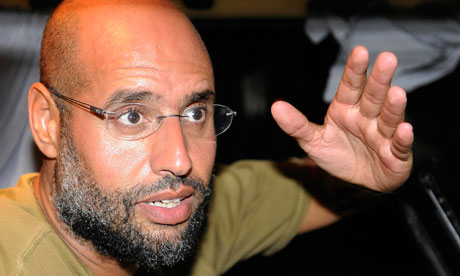 The London School of Economics accepted a £1.5m donation from a charity run by Saif al-Islam Gaddafi. [Agencies]