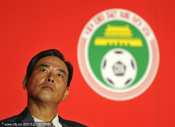 Cai to chair Chinese Football Association?