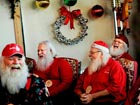Brazil Santas graduate for coming Christmas
