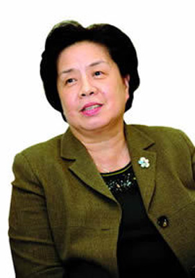 Wang Xianrong, one of the 'Top 25 most powerful businesswomen in China 2011'by China.org.cn.