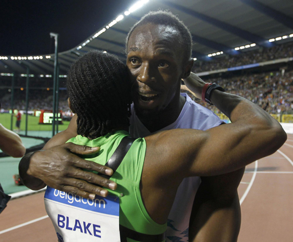 Bolt ready to prove 2012 naysayers wrong