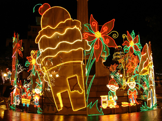 San Juan,one of the 'Top 10 great places to spend Christmas' by China.org.cn.