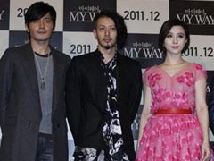 My Way premieres in Seoul