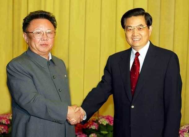 kim jong il visit to china realizations
