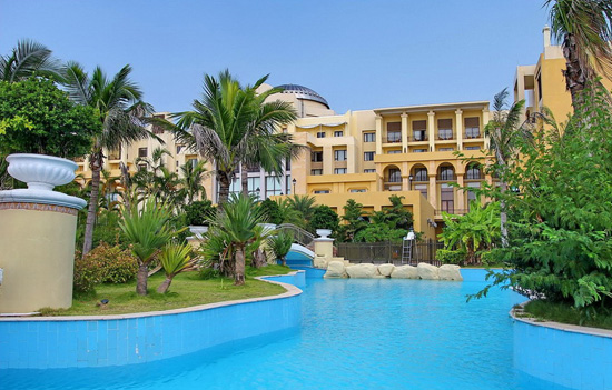 Ocean Spring Resort, one of the 'Top 5 January destinations in China' by China.org.cn.