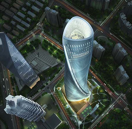 Shanghai Tower.[File photo]