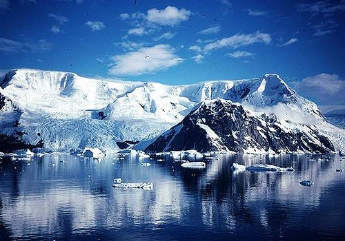 Top 7 places to visit in 2012 for How to go to antartica