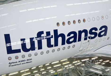 Lufthansa is planing to exit the Chinese market. [File photo]