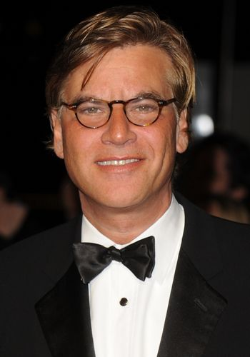 Aaron Sorkin, one of the 'Top 12 male faces of the year 2011'.