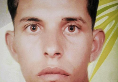 Mohamed Bouazizi, one of the 'Top 12 male faces of the year 2011'.