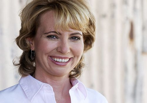 Gabrielle Giffords, one of the 'Top 12 female faces of the year 2011'.