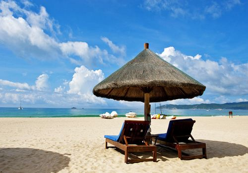 Hainan Province, one of the 'Top 10 authentic China trips for 2012'.