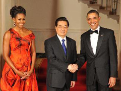 Top 10 Chinese foreign diplomatic events in 2011