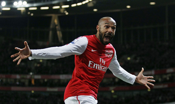 Hero Henry seals Arsenal return with winner